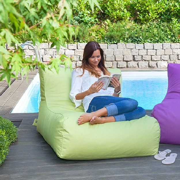 liege zooner outdoor lime sitting center. Black Bedroom Furniture Sets. Home Design Ideas