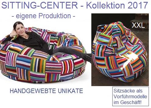 Sitzsäcke - Capetown XL - Africa XXXL